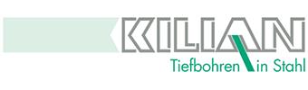Logo der Firma Kilian – Tiefbohren in Stahl